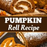 Pumpkin Roll Recipe