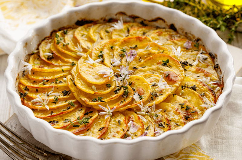 What to Serve With Scalloped Potatoes