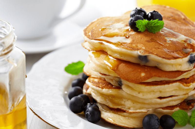Trisha Yearwood's Blueberry Pancakes
