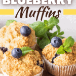 Starbucks Blueberry Muffins
