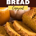 Starbucks Pumpkin Bread