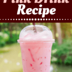 Starbucks Pink Drink Recipe