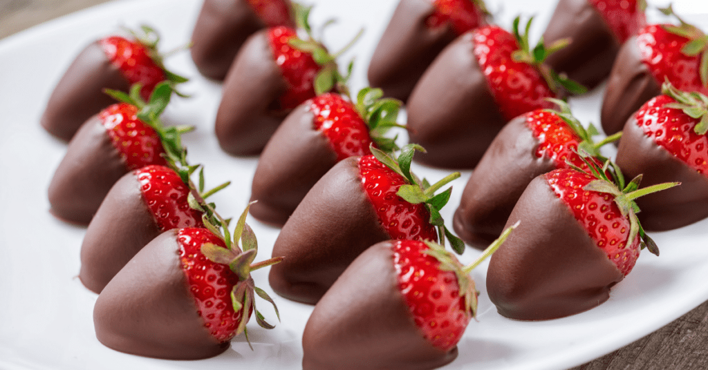 Strawberry Chocolate Dipped