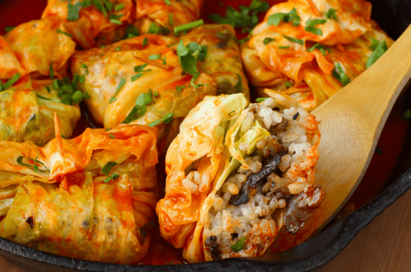 What to Serve with Cabbage Rolls (14 Best Side Dishes)