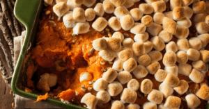 Sweet Potato Casserole for Thanksgiving