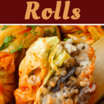 What to Serve with Cabbage Rolls