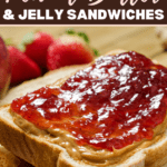 What to Serve with Peanut Butter & Jelly Sandwiches