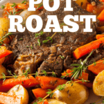 What to Serve with Pot Roast