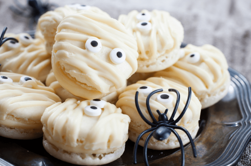 24 Simple Halloween Desserts