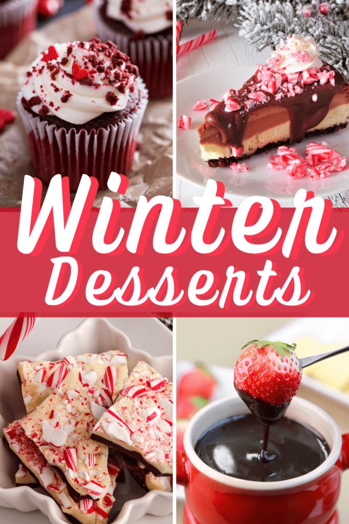 Winter Desserts