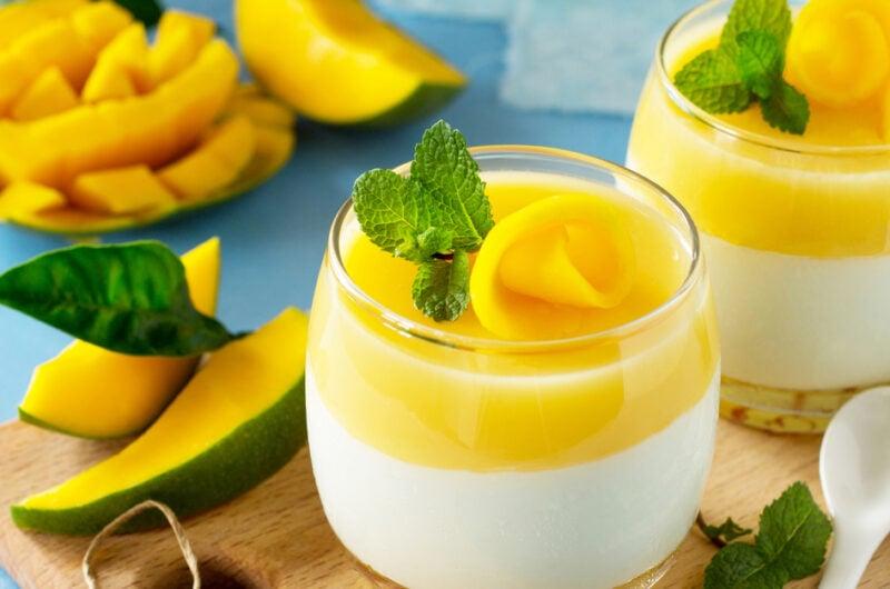 20 Easy Mango Dessert Recipes