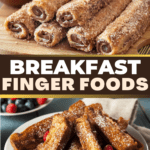 Breakfast Finger Foods