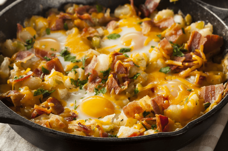 24 Easy One Skillet Meals