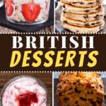 British Desserts