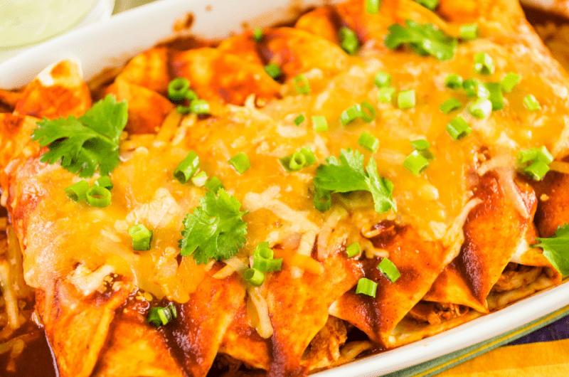 24 Easy Leftover Chicken Recipes