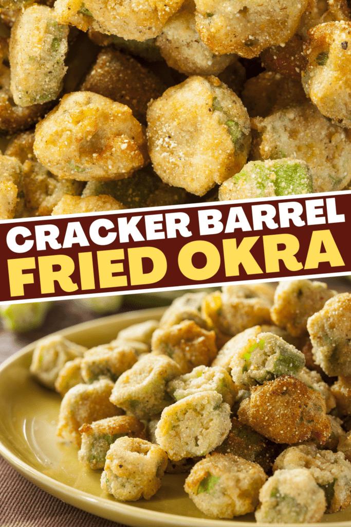 Cracker Barrel Fried Okra
