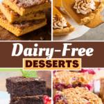 Dairy-Free Desserts