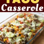 Easy Taco Casserole