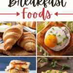 French Breakfast Foods
