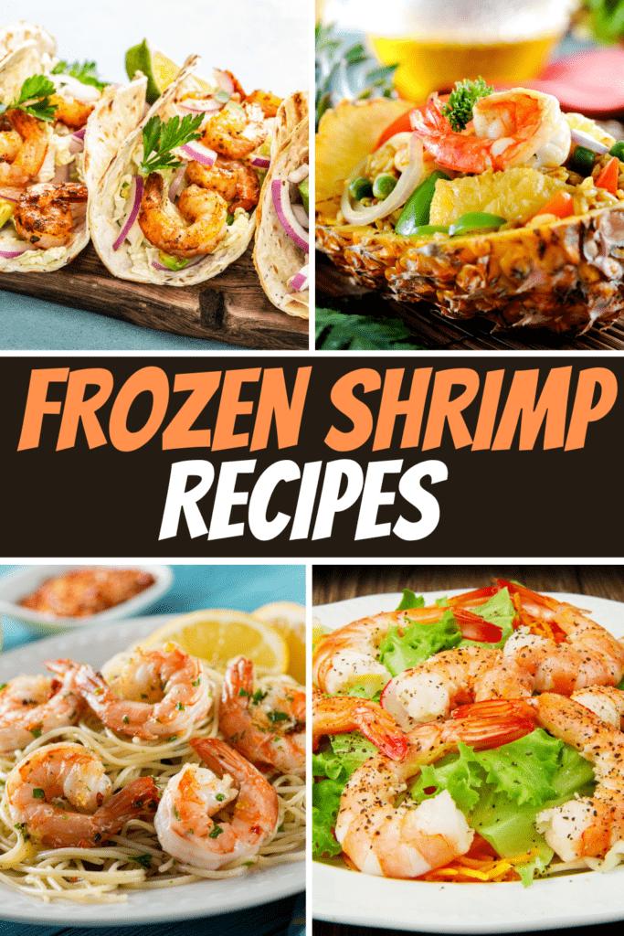 14 Easy Frozen Shrimp Recipes Insanely Good