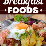 German Breakfast Foods