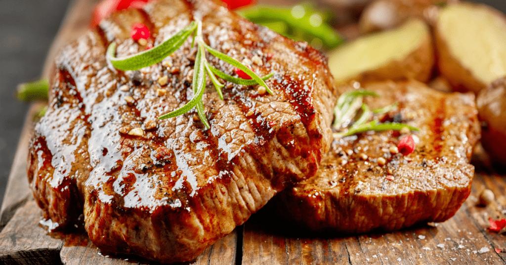 Grilled Filet Steak