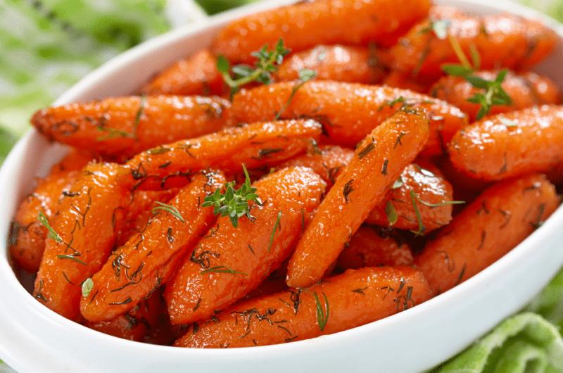 Cracker Barrel Baby Carrots