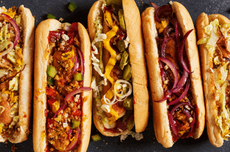 25 Best Hot Dog Toppings