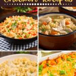 Leftover Chicken Recipes
