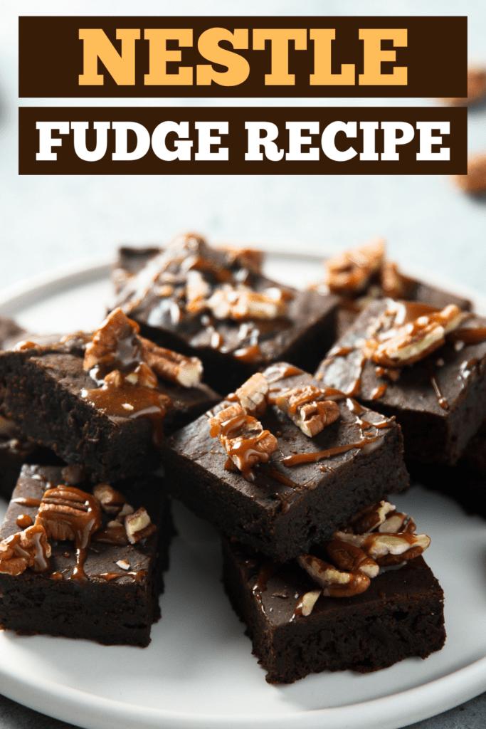 Nestle Fudge Recipe