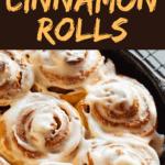 Paula Deen's Cinnamon Rolls