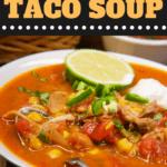 Paula Deen's Taco Soup