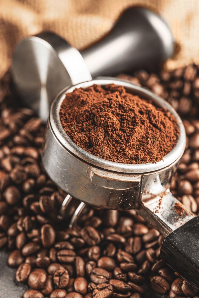 Espresso Powder and Espresso Beans