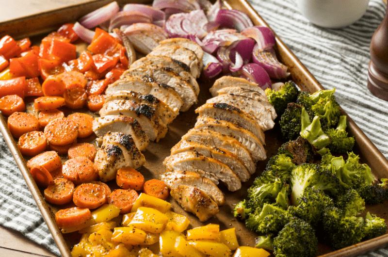 24 Easy Sheet Pan Dinners