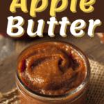 Slow Cooker Apple Butter