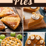 Thanksgiving Pies