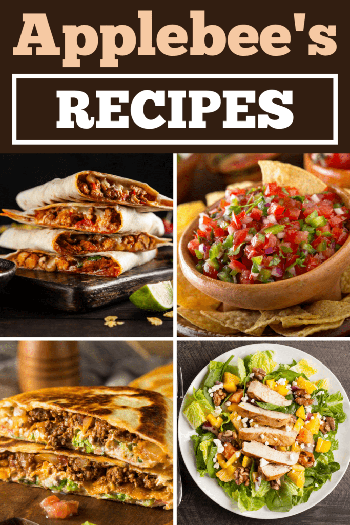 Applebee's Recipes
