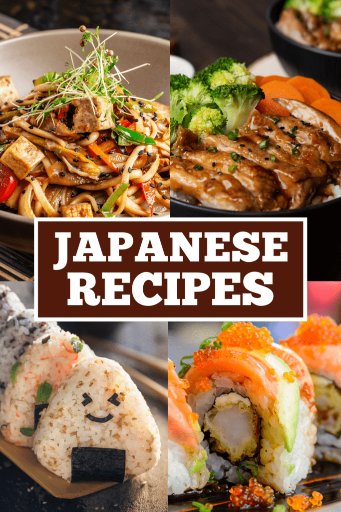 25 Easy Japanese Recipes Insanely Good
