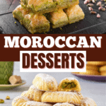 Moroccan Desserts