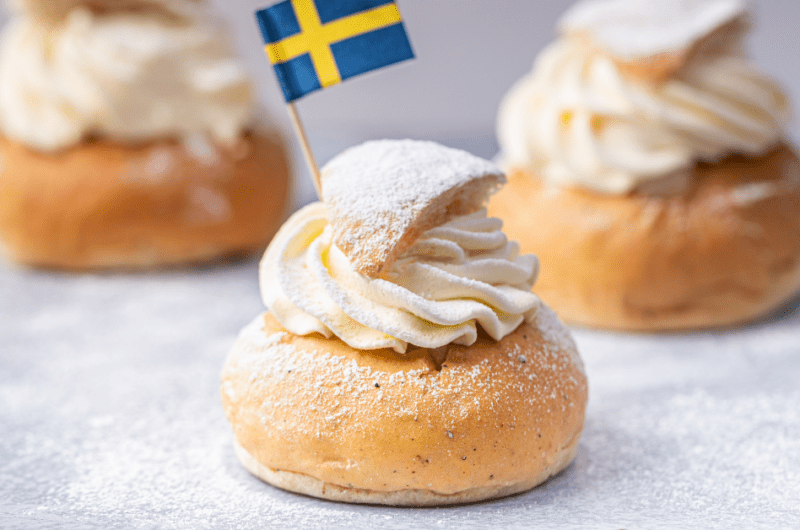 15 Traditional Swedish Desserts