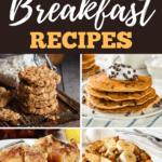 Sweet Breakfast Recipes