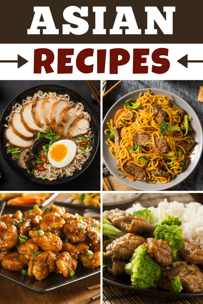 30 Easy Asian Recipes For Takeout At Home Insanely Good