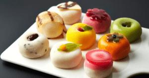 Assorted Korean Mochi Cakes