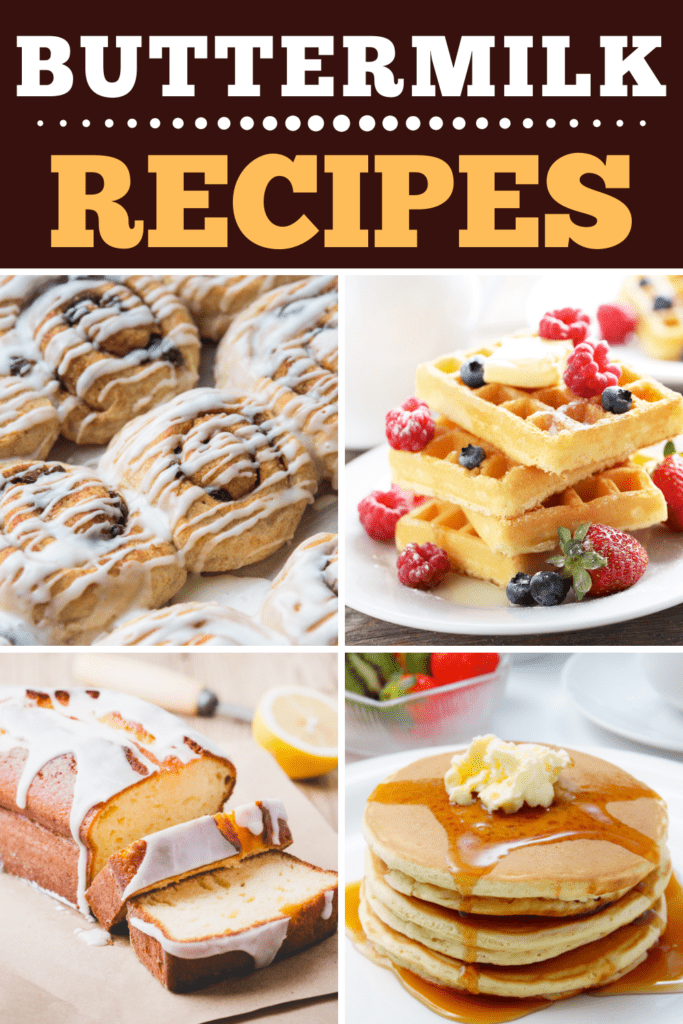 Buttermilk Recipes
