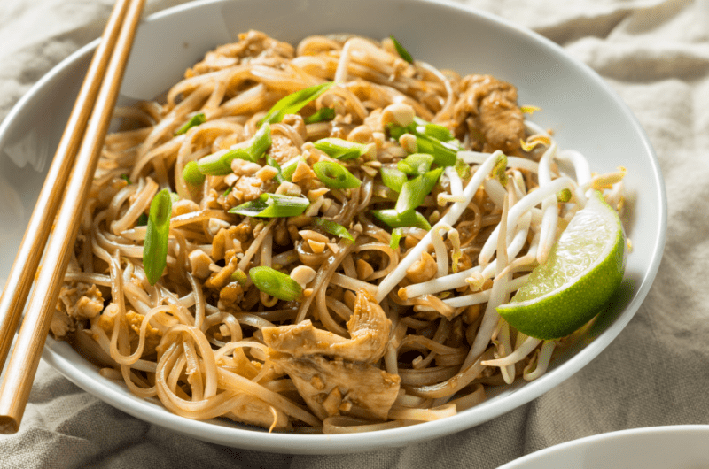 32 Easy Thai Recipes To Try at Home