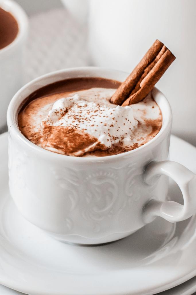 Chili Cinnamon Hot Chocolate Pin