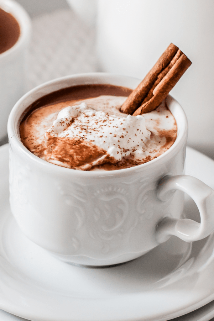 Chili Cinnamon Hot Chocolate