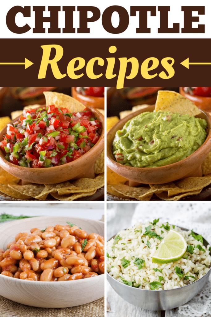 Chipotle Recipes