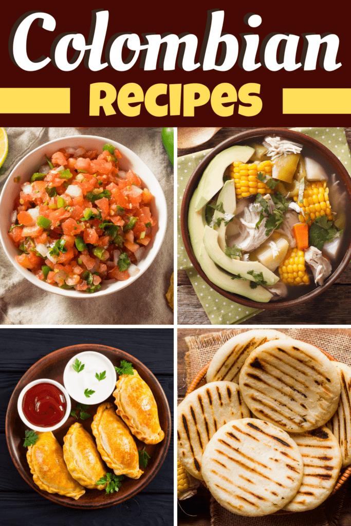Colombian Recipes