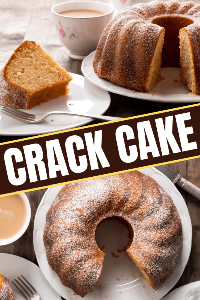 Crack Cake